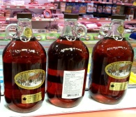 Local syrup in grocery stores