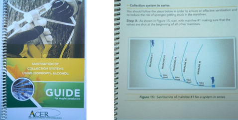 Centre ACER manual and example