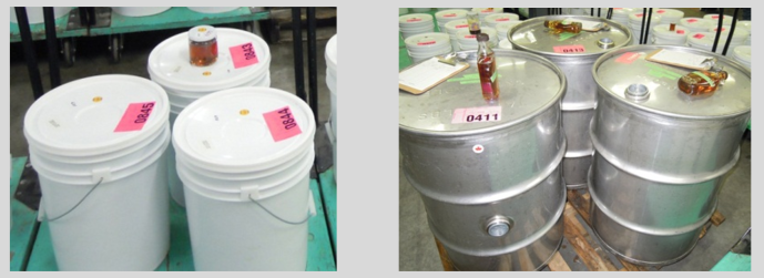 Maple Auction Food Grade Containers
