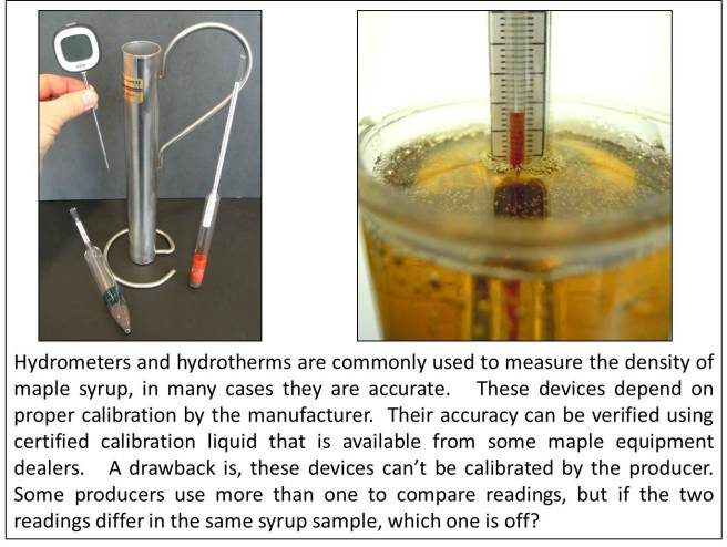 Hydrotherms Hydrometers